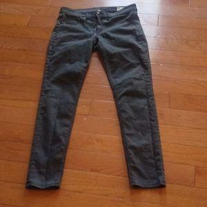 Rag & bone black jean